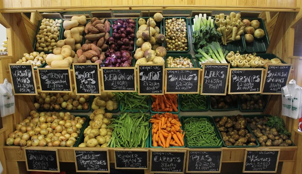 Fruit & Vegetables | Scotts Farm Shop